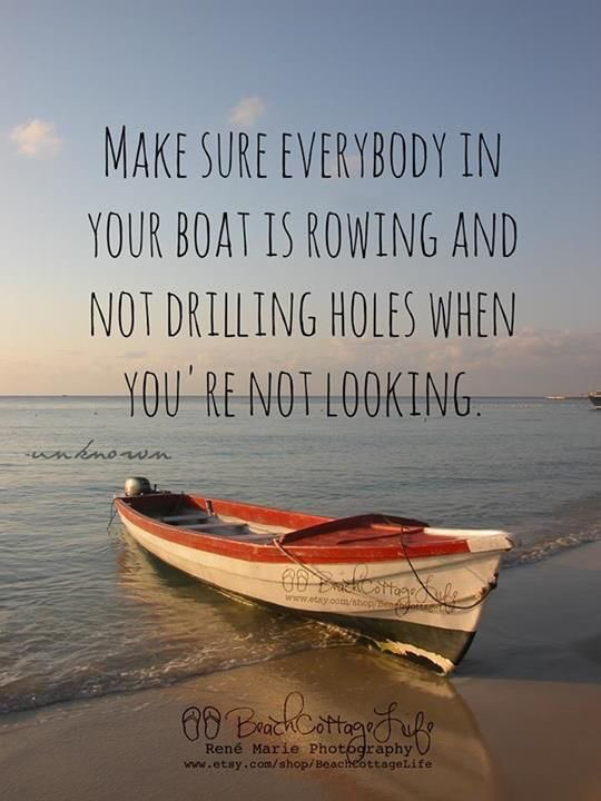 Who's in your boat...? https://t.co/3Gv6gDKl9W