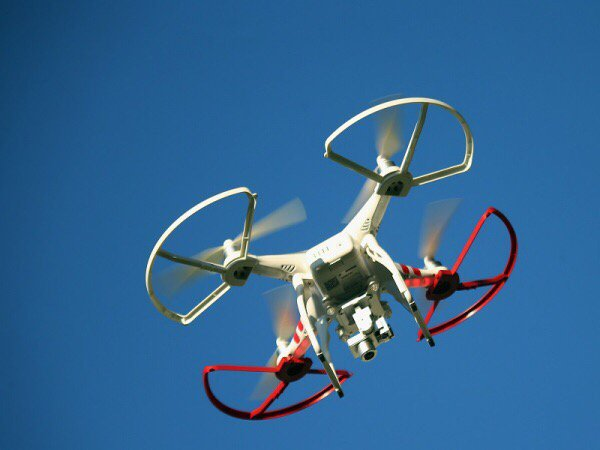 FAA: Shooting Down A Drone Is A Federal Crime