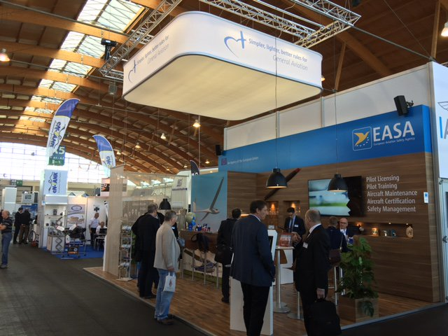 EASA @ AERO2016, 20-23 April, visit our stand A5-300 in Hall A5.