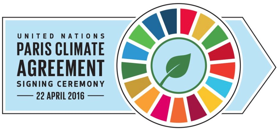 RT @COP21: Only 2 days left before the signing ceremony of the ParisAgreement in New York @UN