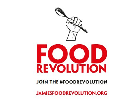 RT @JamiesKGP: #Schools, May 20th is #FoodRevolution Day-put the date in your diaries and get involved at https://t.co/eSqVQOHmUR! https://…