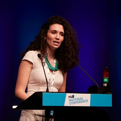 .@MaliaBouattia has been elected as NUS National President https://t.co/r19LzQAYrI #NUSconference https://t.co/0lnhe7zd39
