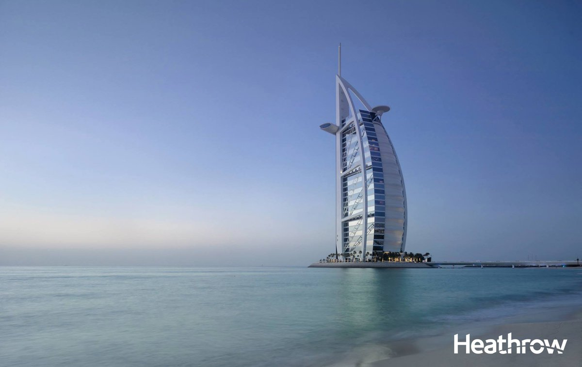 Fly to Dubai from Heathrow with @qatarairways from just £330 - book by 24/04: