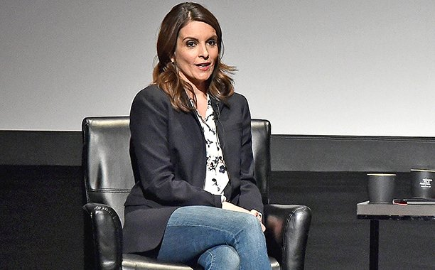 Tina Fey talks the MeanGirls musical and her KimmySchmidt character at Tribeca2016: