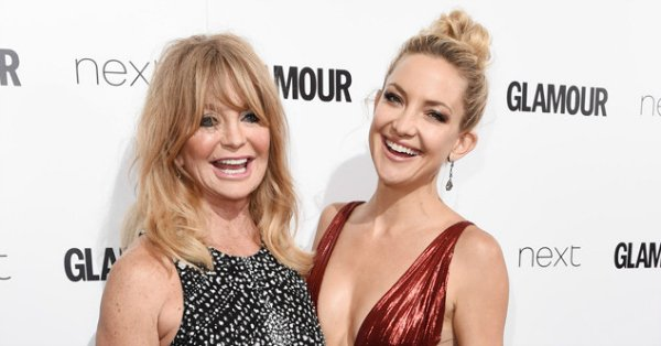 Kate Hudson celebrates her 37th birthday with Goldie Hawn, hot shirtless men & friends: