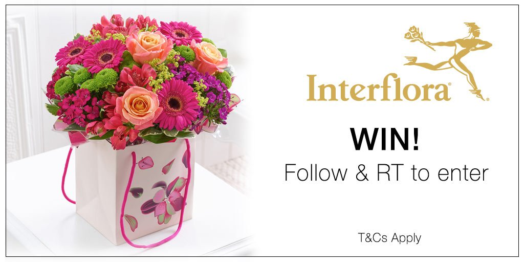 #Win flowers from our newly launched Summer Collection! RT & Follow to enter. Ends midnight 27/04/16. https://t.co/L1seACQiiG
