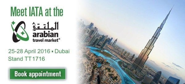 We're in Dubai next week! Here's how to book a meeting  with us during ATMDubai: