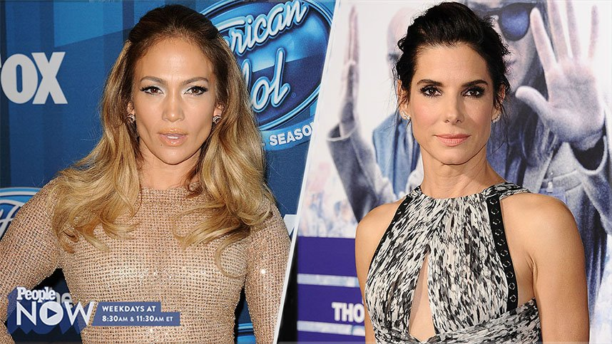 What's the MostBeautiful thing anyone has ever said to Jennifer Lopez & Sandra Bullock?