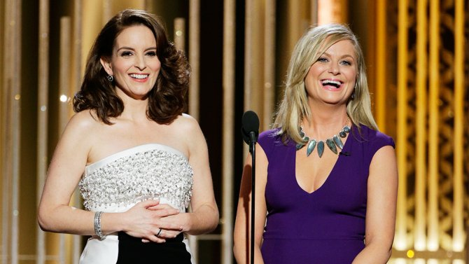 Why Tina Fey won't make a TV series with Amy
