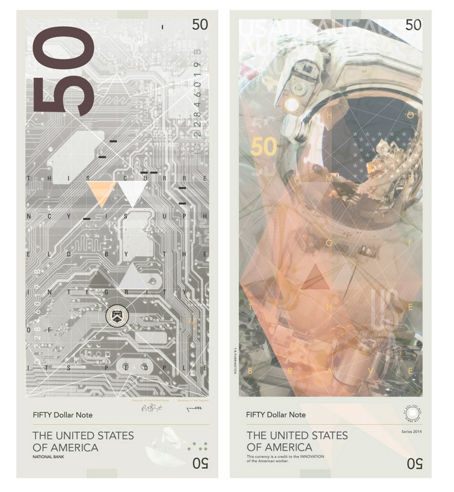 Another amazing currency redesign concept.  https://t.co/ADm2BkFTBs https://t.co/QgcxHVSfST