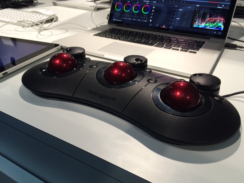 It's the 4th coolest thing @NABShow 2016. The $350 Tangent Ripple. https://t.co/QnxheZ3Lha