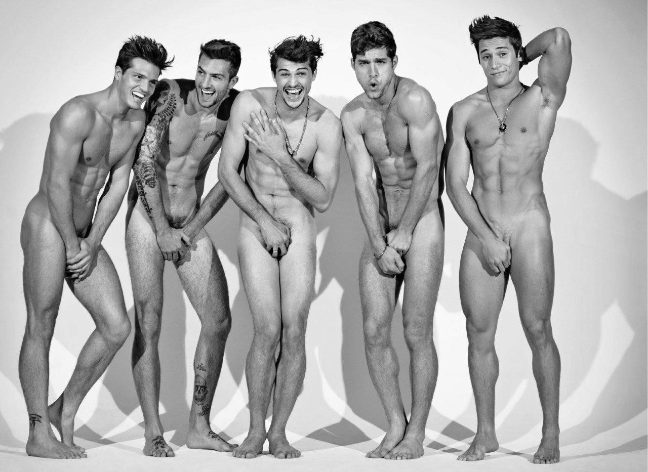 самый голый парень фото
