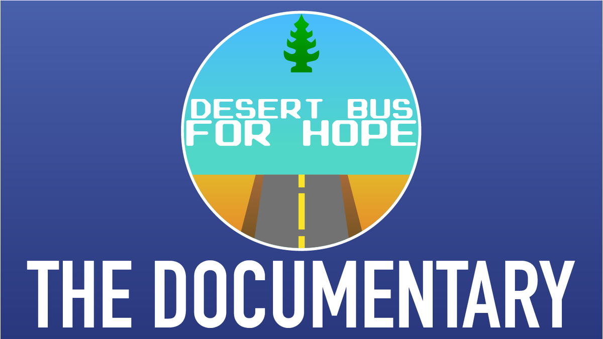Many have asked for a @DesertBus documentary, and we agree. We want to tell our weird story. https://t.co/AZ0EOZLyi3 https://t.co/vgsW69y8BW
