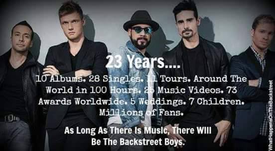 What a run and it's just the beginning !!!!! So much more to come from bsb and each of us !  The world isn't ready! https://t.co/PwgiPoEIbr