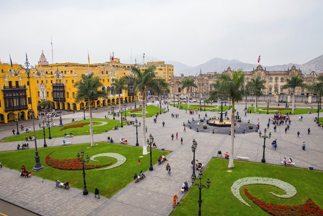 Starting May 2, DC to Lima, Peru via @LANAirlinesUSA. Book your flight today!