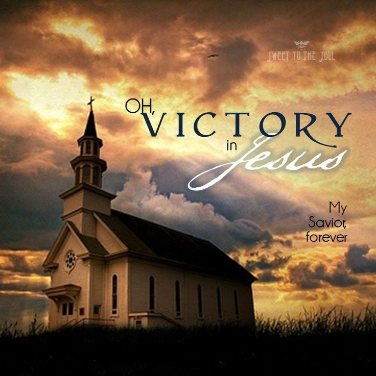 Victory in Jesus is not only about the capturing of that which was lost, but a gaining of something much more. https://t.co/ORlU2mUF0g