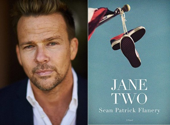 Get ready! @seanflanery is ready for a new role in life: author. He's here to talk about #JaneTwo in the morning. https://t.co/11XuYRhIRs