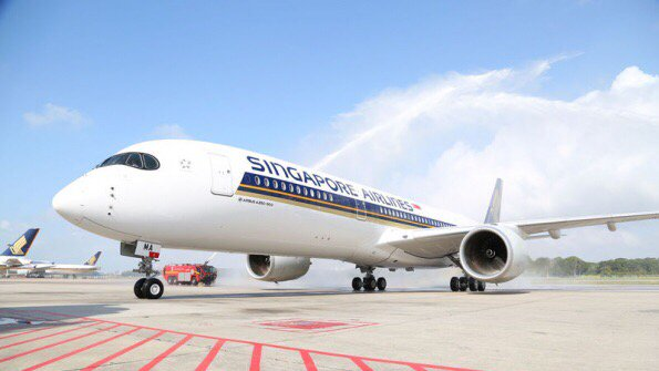 Singapore Airlines opts for Panasonic IFE in new A350s, 787s