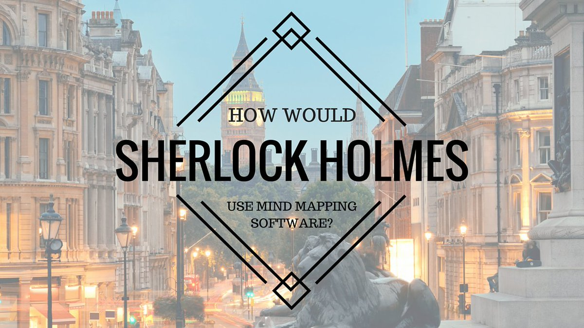 "11 ""Elementary"" ways Sherlock Holmes would use mind mapping software by @Chuckfrey https://t.co/MysmVpVkwm https://t.co/vys9Y60ofN"