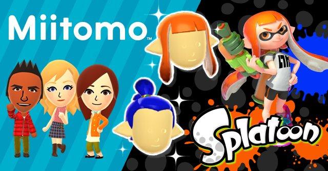 Splatoon Retweet event begins! #Miitomo in-app gifts for 10k+ RTs! ⇒ https://t.co/gqhBCXgWey #Miitomo_Splatoon_RT https://t.co/hLcGj1QgPU