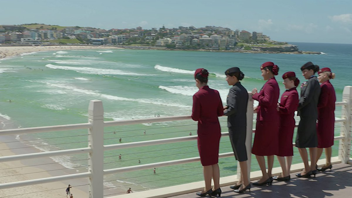 Watch our Cabin Crew discover Sydney's famous Bondi Beach and its surrounds: