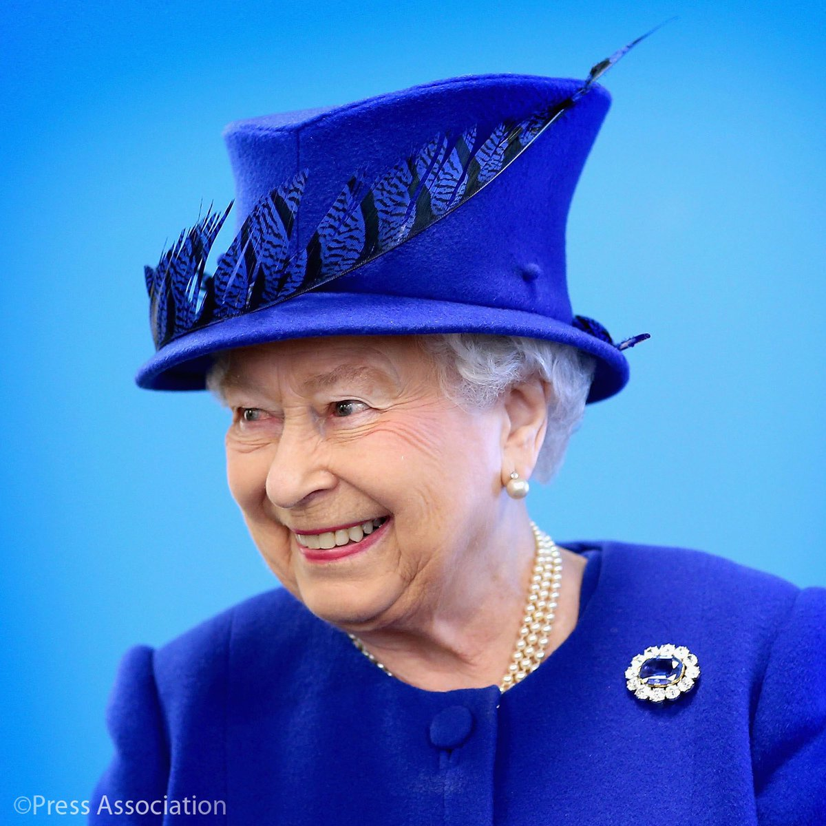 Retweet to wish Her Majesty The Queen a very happy 90th birthday! #Queenat90 #HappyBirthdayYourMajesty