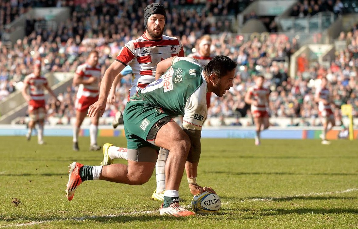 "Manu Tuilagi: ""Welford Rd is coming to Nottingham. It will be the same roar, just a different city"" @LeicesterTigers https://t.co/yDiU85pDWu"