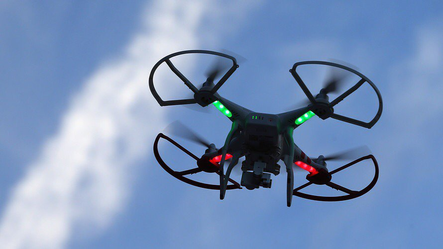 For first time, FAA approves night flights for commercial drones