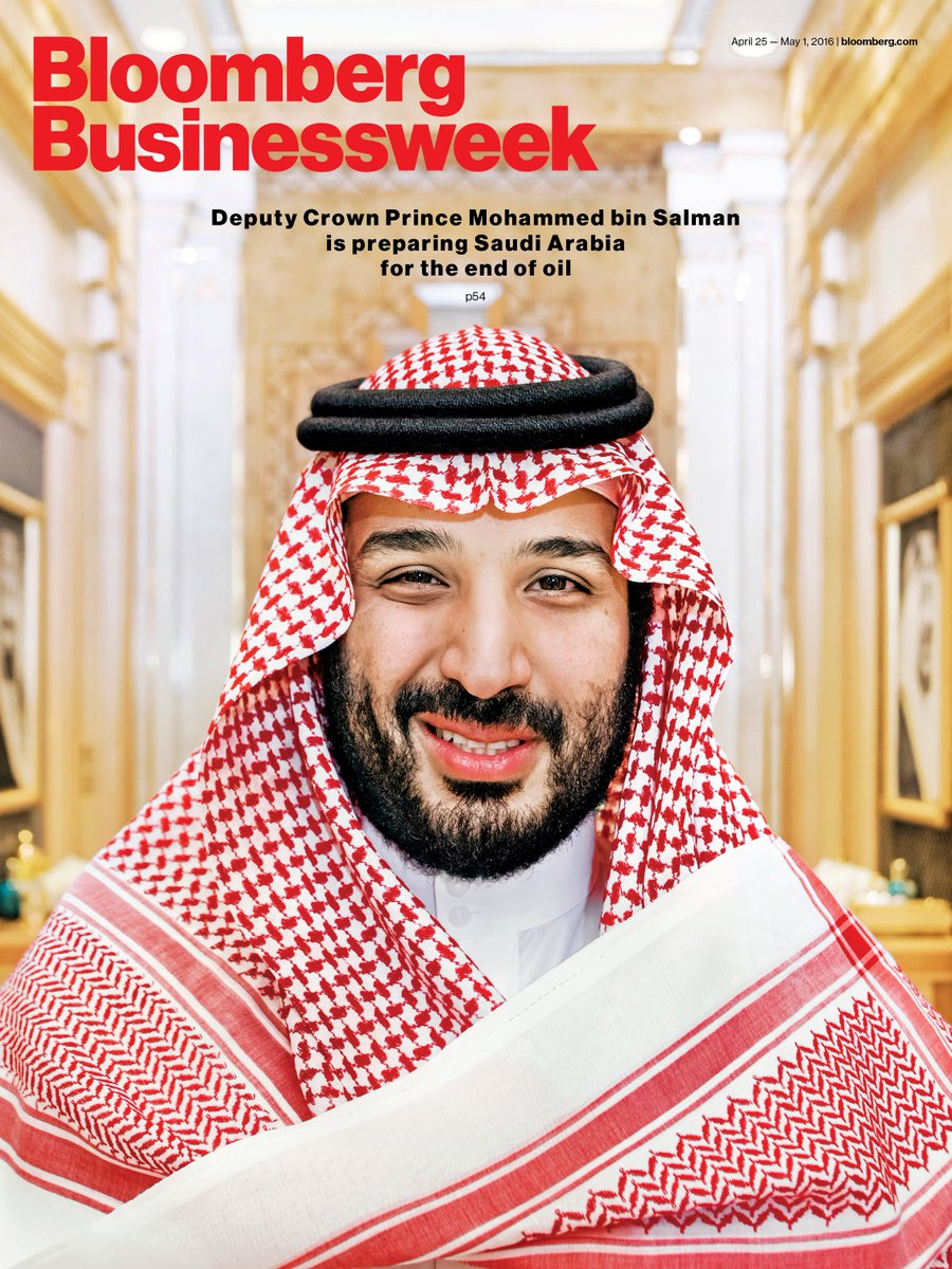 NEW COVER: The $2 trillion project to get Saudi Arabia's economy off oil https://t.co/OhNT2KmmoO https://t.co/ks2SZ2HSYu