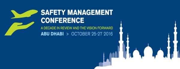 Our one-time Safety Management Conference, 10 years of SMS lessons. Learn more: