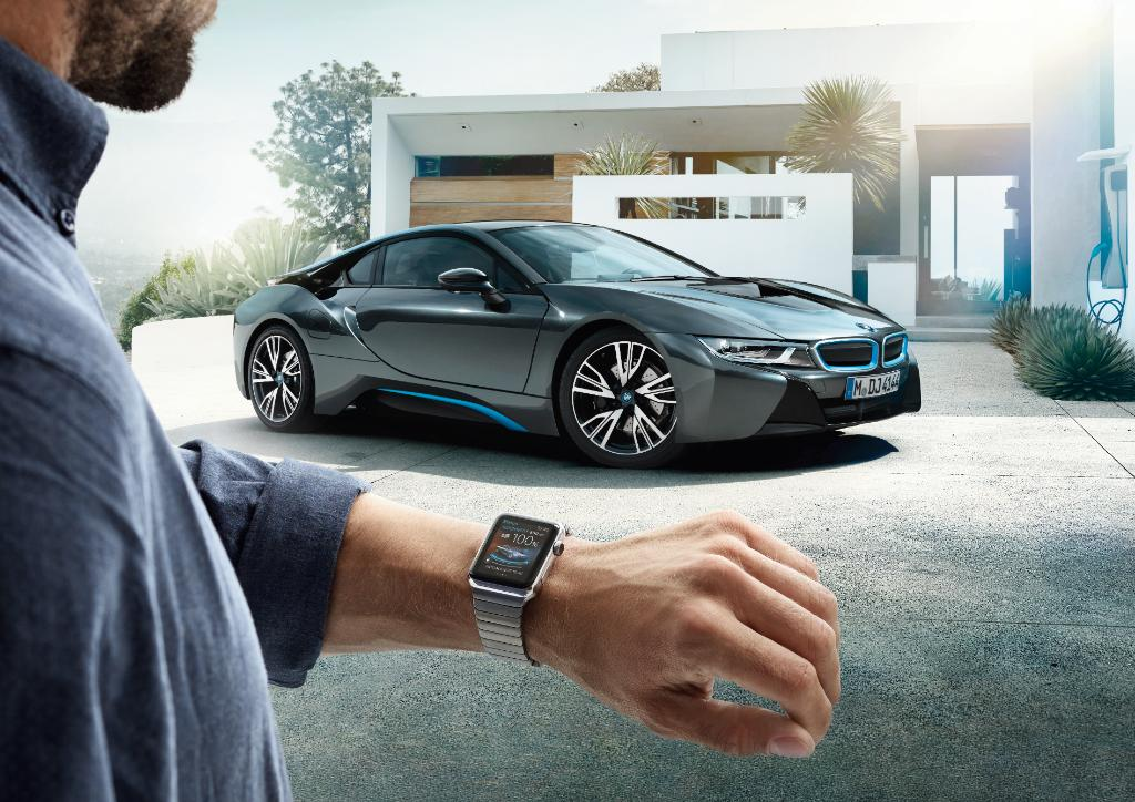 The Apple Watch now offers additional means of accessing functions of the #BMWi Remote App. https://t.co/95eSYxqRDJ https://t.co/WrTnKiumwL