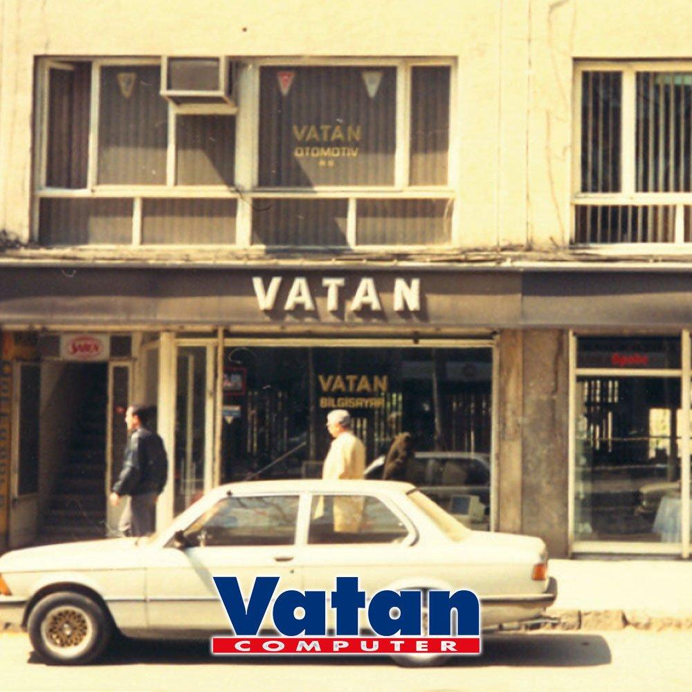 1983 yılında Türkiye'nin ilk bilgisayar mağazasını açtığımızı biliyor musunuz? #vatantatatatan #ilkmağaza https://t.co/judO7llMEQ