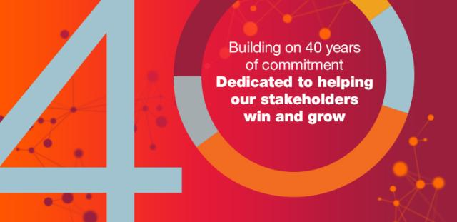 On June 15, CGI celebrates our 40th anniversary. Join us over the next 40 days for 40 milestones. #CGI40years https://t.co/ilwWAixRMn