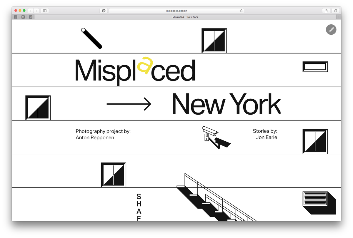 My #misplacedseries project is finally live! Check this out!  https://t.co/2L9j5IiuT5 https://t.co/0IgcbgnF5Y