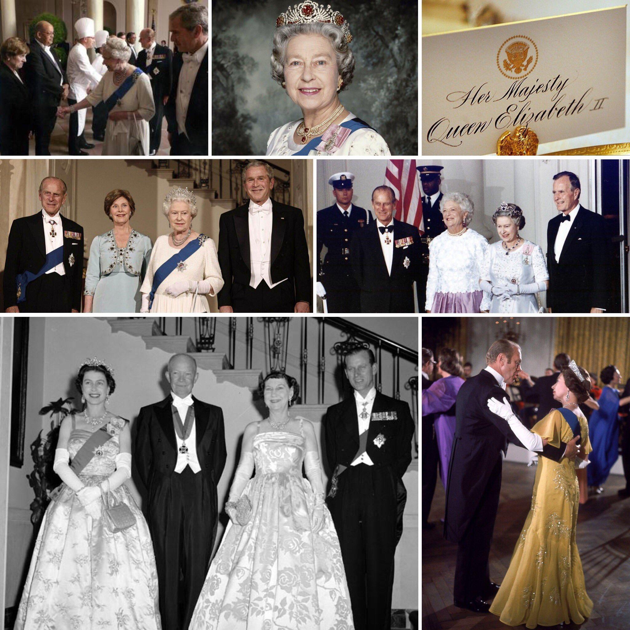 Happy 90th Birthday to   #QueenElizabeth!  #Queenat90 @laurawbush @Ford_Library @Bush41Library @IkeLibrary https://t.co/ckdCJ5Lucd