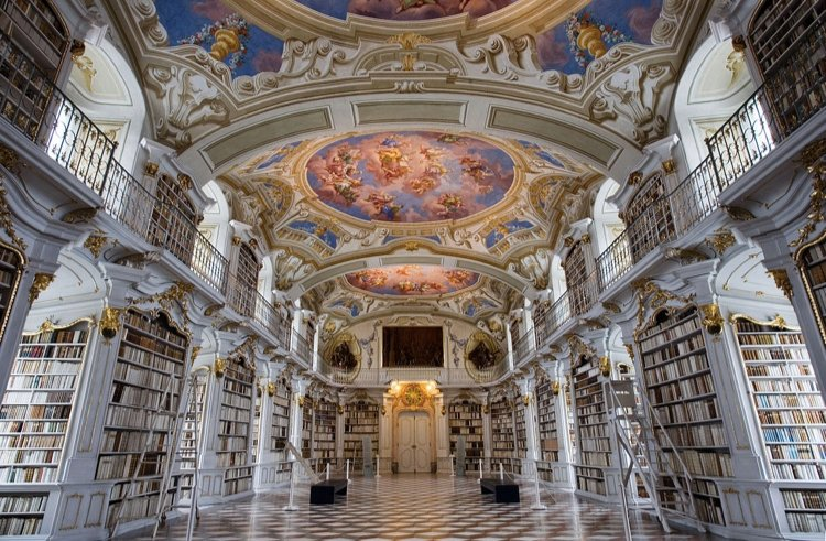 .@Upworthy shares their list of the 25 most breathtaking #libraries in the world: https://t.co/UNGK9oJnhe https://t.co/D4uuGAkgo8