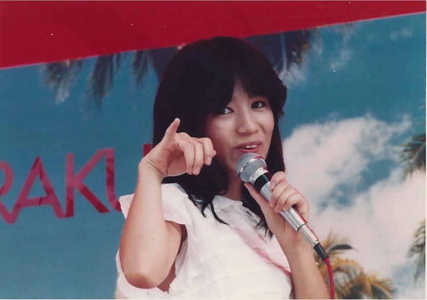 沢田富美子さんは一回しか見に行けなかったな(三浦海岸まで見に行ったら台風で中止になっちゃったし)、この時もザナドゥとかダ