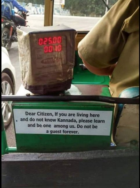Amazing Note on Auto-Rickshaw's Meter ! https://t.co/tBQEaT5ZMq