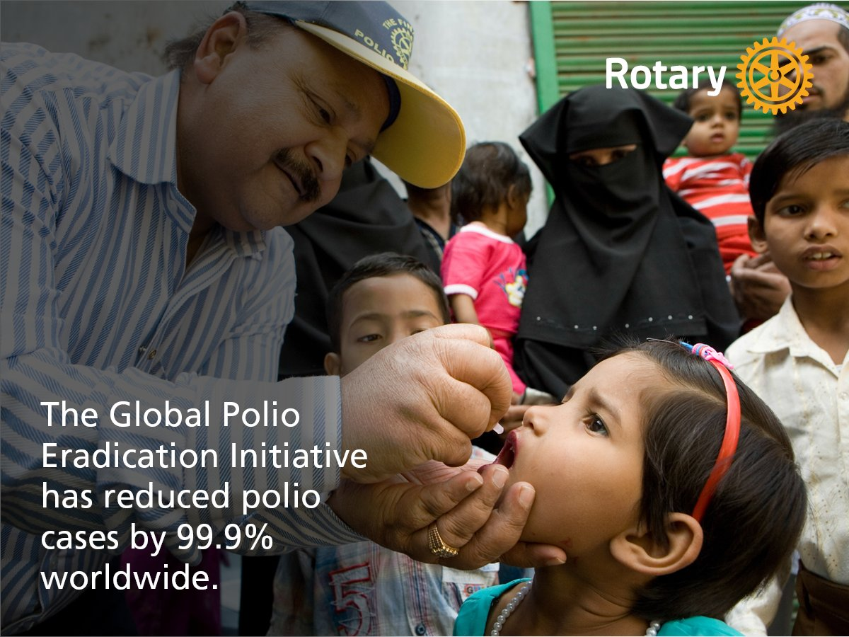 No child should suffer from a vaccine-preventable disease like polio. Help us @EndPolioNow. #endpolio #vaccineswork https://t.co/H4tqYGVBXn