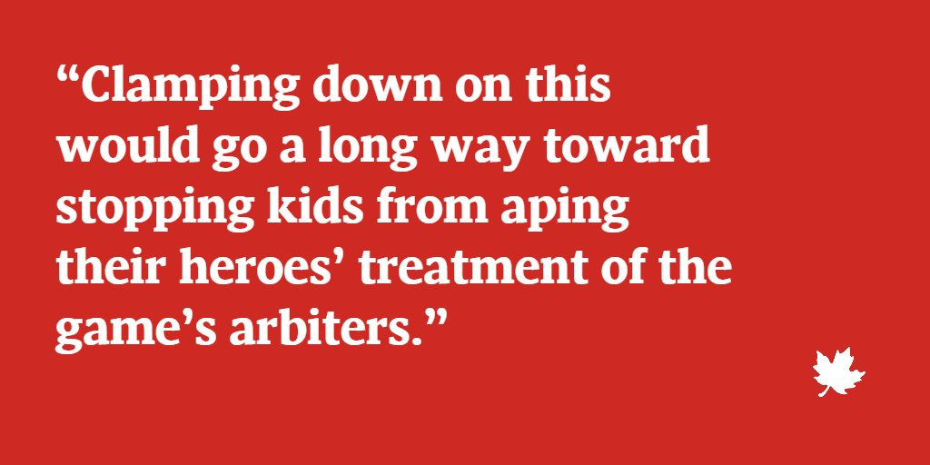 Hockey and homophobia: We are all complicit from @hockeyesque via @GlobeDebate