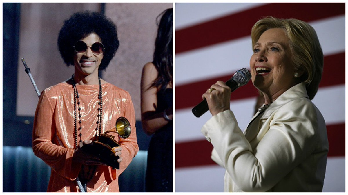 .@HillaryClinton Reflects On @prince's Passing w/ @MsPattyJackson https://t.co/sBNoWmEYdv #Prince #HillaryClinton https://t.co/jVaPziCCdF
