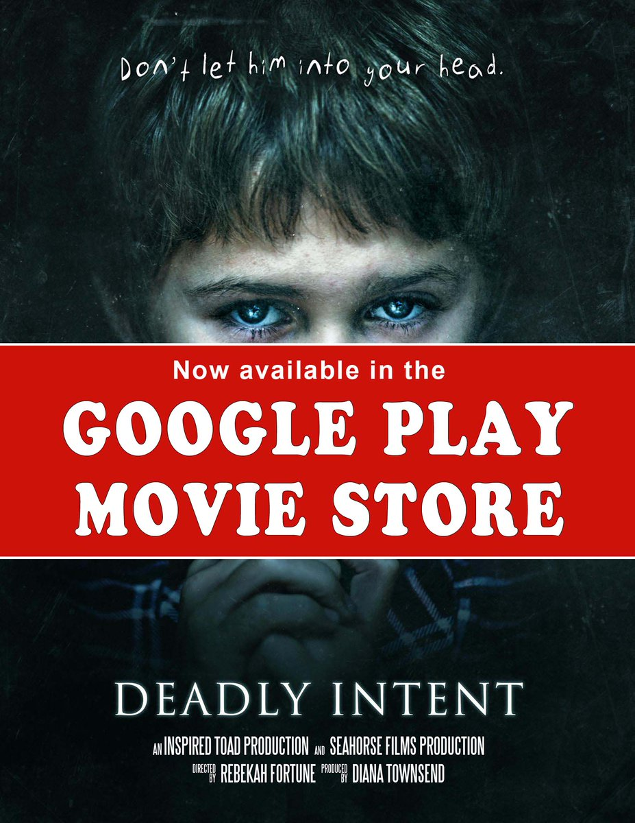 Popcorn ready? Then download Deadly Intent now https://t.co/WtQ3BHSLbQ #supportindiefilm https://t.co/hwykqXn97y