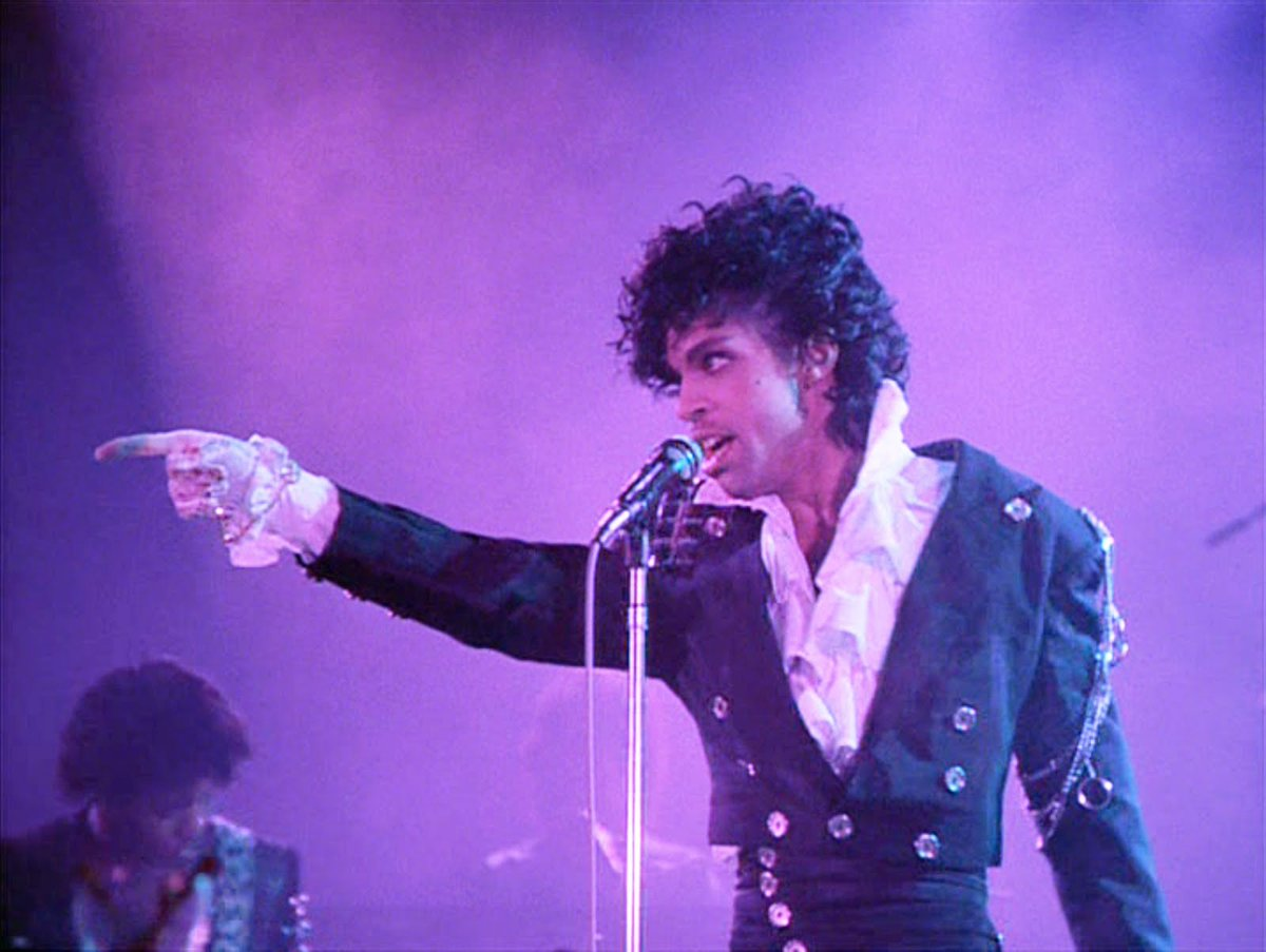 DAMN The World lost another Legend today RIP Prince. #PurpleRain #Prince #Music #RIP https://t.co/ZS85rW16mF