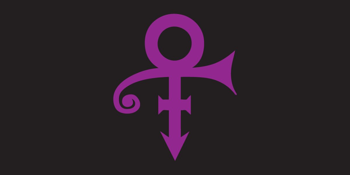The only person we know to have changed his name to a symbol, will be an icon to us forever. Prince O(+> https://t.co/IYnE2CTXgO
