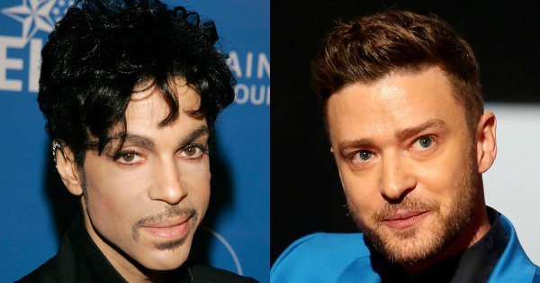 Justin Timberlake reflects on his earliest memories of pop icon Prince in a touching post: