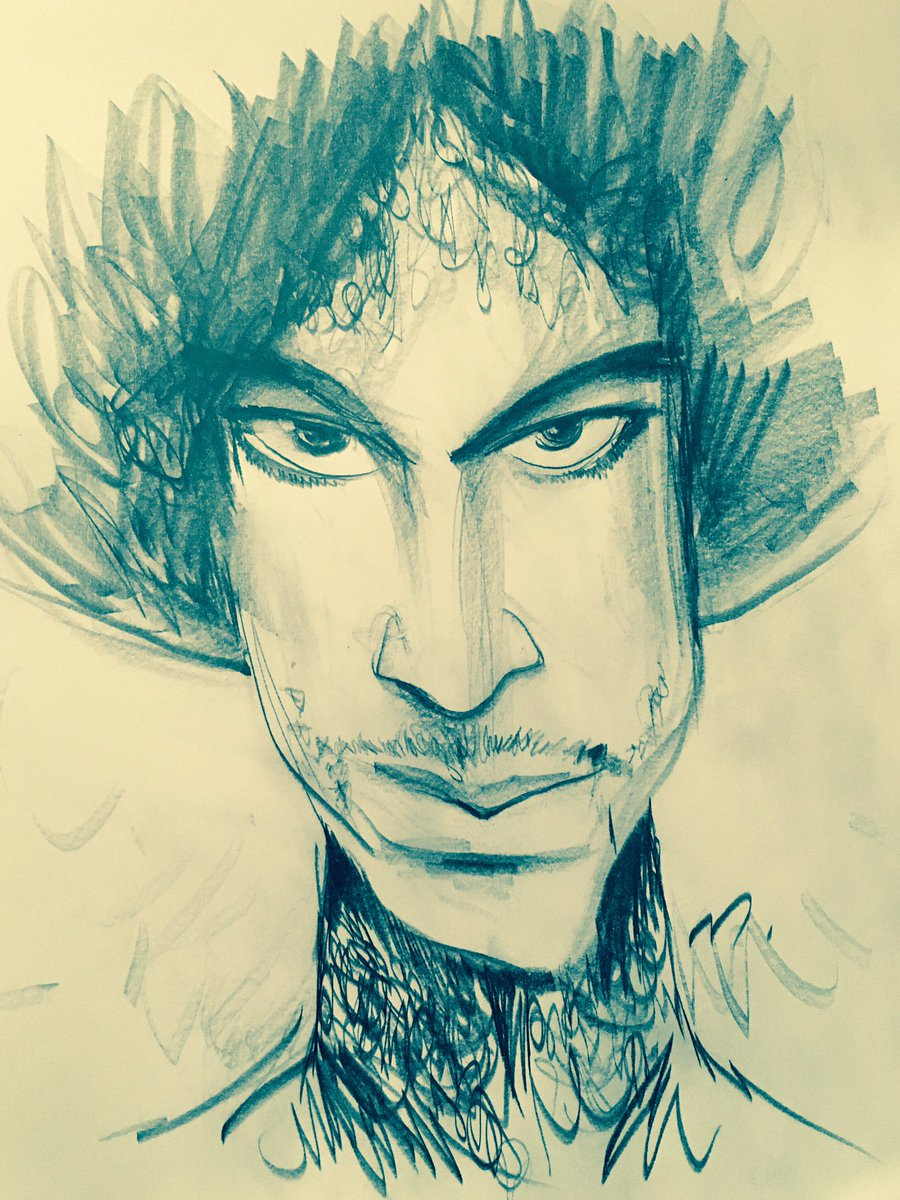 Dearly Beloved--we are gathered here today to get through this thing called--life. #RIPPrince https://t.co/nNBMg8kGP6