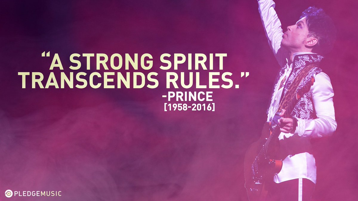 This year we've lost a lot of rock royalty, but there will only ever be one #Prince https://t.co/QbacoGHhqY