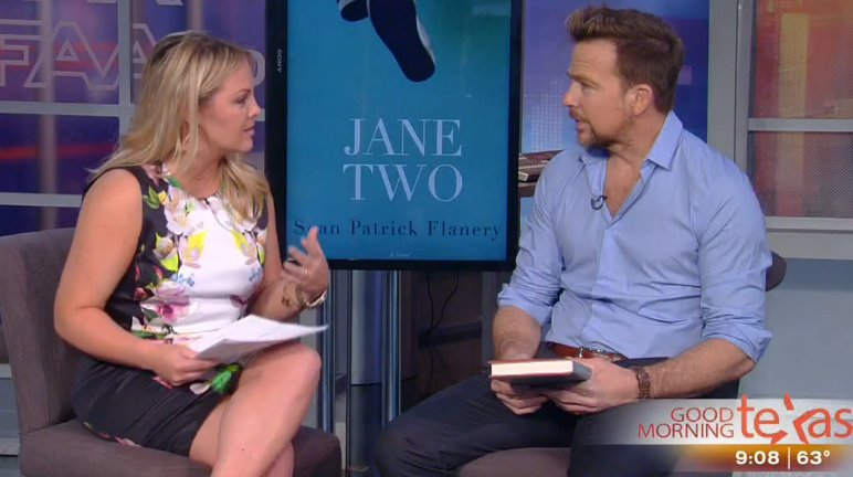 Many of you said you wanted to see @seanflanery this morning. Here's the full segment: https://t.co/OjgwnhD4JZ https://t.co/5LNcDWjcmW