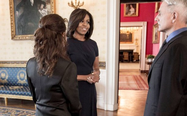 Michelle Obama to appear on an episode of NCIS: