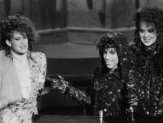 Purple Rain (1984) won an Oscar for best original song score,the last time that category was used. #RIPPrince https://t.co/3rCifV7Iaz